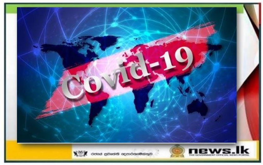 Explanation on the Covid-19 case reported in Jinthupitiya, Colombo