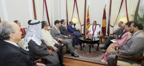 New Ambassadors Pledge Continued Support to Sri Lanka, Keen on Strengthening Ties
