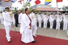 President Commissions Patrol Boats Gifted by Australia
