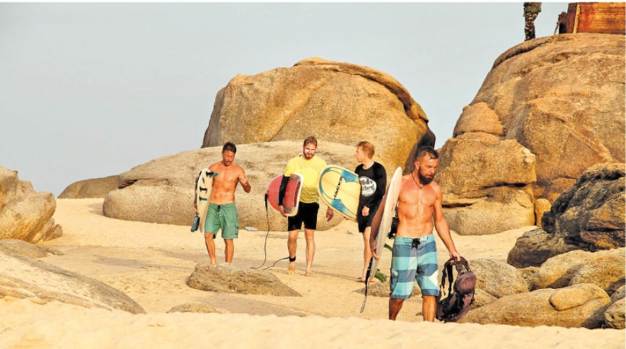 Tourist arrivals grow 16% in first quarter this year