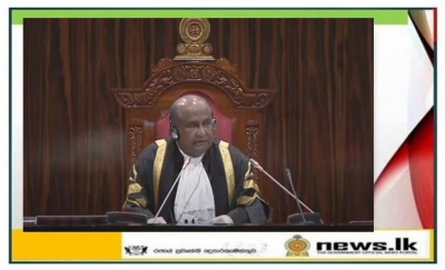 Let's make 2021 a meaningful year that protects the dignity and honor of Parliament - Hon. Speaker Mahinda Yapa Abeywardena