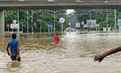 Kokmaduwa, Welipenna interchanges flooded