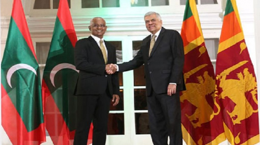 PM commends Maldivian President on his party's election win
