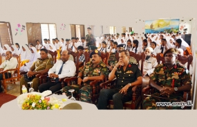 Educational seminar for GCE A/L students in the East
