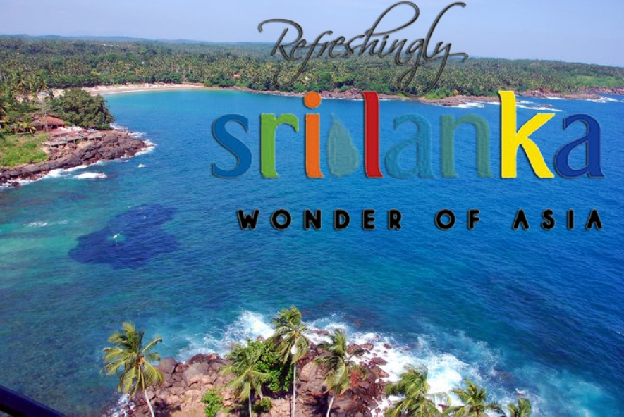 Nearly 1.8 million tourists visit Sri Lanka in 2015
