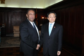 Special Envoy of the Government of China Visits Sri Lanka