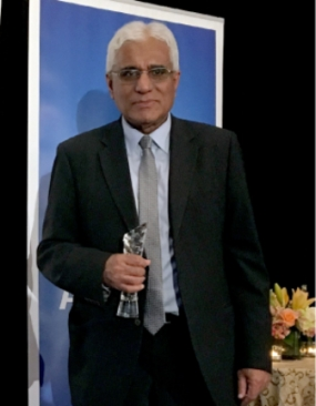 Dr. Coomaraswamy: CB Governor of the Year, South Asia