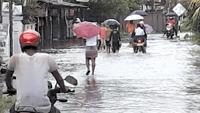 Heavy rains to continue, Met. Dept. says