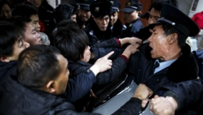 35 killed, dozens injured in Shanghai's New Year's stampede