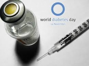 World Diabetes Day - Nov.14 : 'Healthy Living and Diabetes'