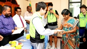 Korean push for first ever Lanka regional apparel training