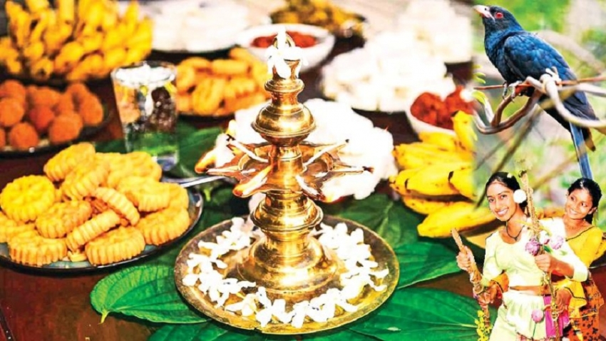New Year Central rituals in focus