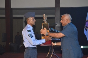 Sri Lanka Air Force Excellence Award 2013
