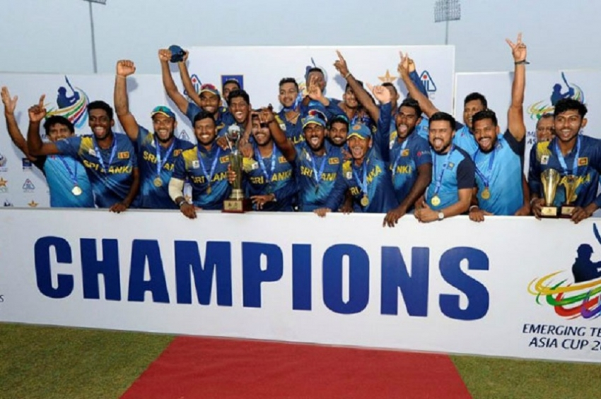 Sri Lanka wins Emerging Teams Asia Cup
