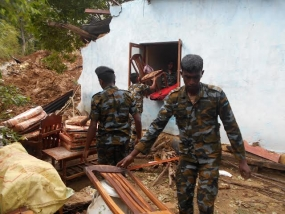 SLAF mobilise assets to DMC for rescue ops