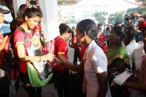 Mother Sri Lanka Trust & Army Organize North - South Friendship Programme in Jaffna