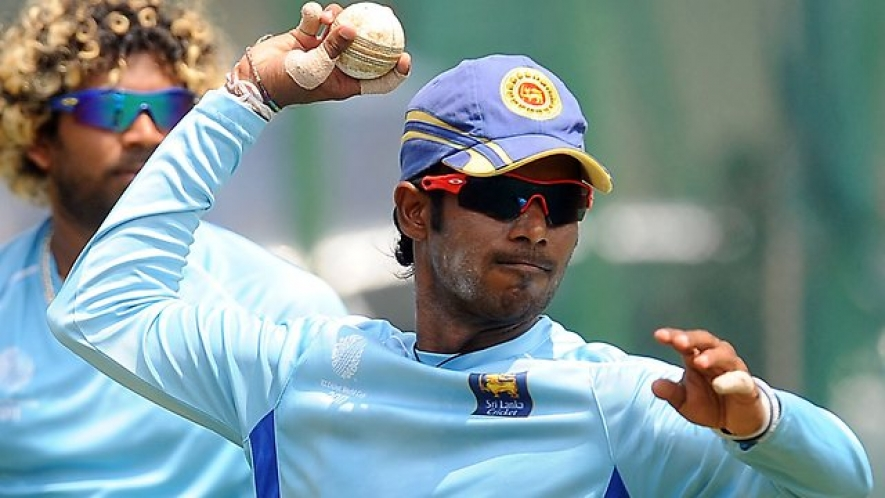 ICC confirms Upul Tharanga as replacement for Jeevan Mendis