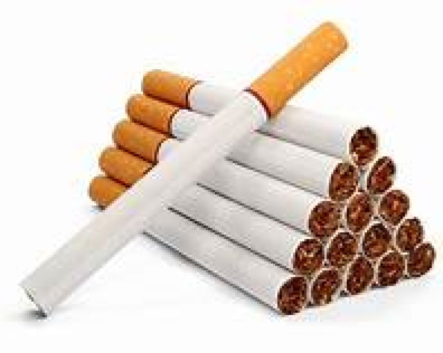Cigarette prices increased