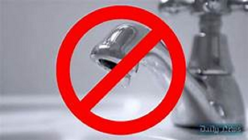 24-hour water cut in parts of Colombo