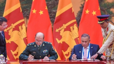 Govt. enter into 3 agreements with China on national security & development