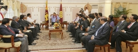 Kurunegala and Chilaw Plantations handover Dividends to the Treasury
