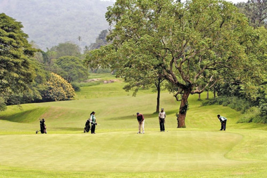 Sri Lanka to tee off for upmarket holidaymakers