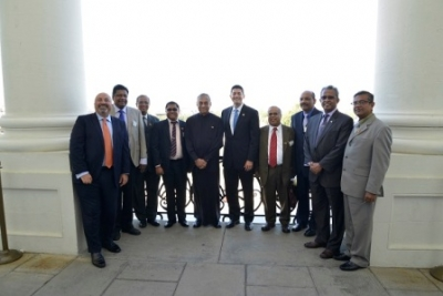 SL Parliamentary delegation visits US House of Representatives
