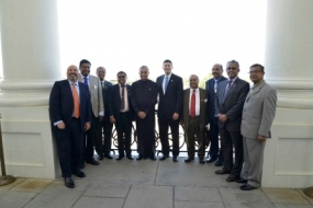 SL Parliamentary delegation visits US House of Representatives
