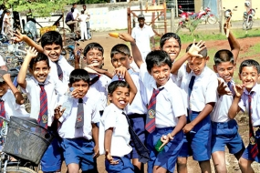 Free School Uniform Distribution National Ceremony, today