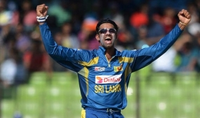 Sachithra Senanayake returns to the island