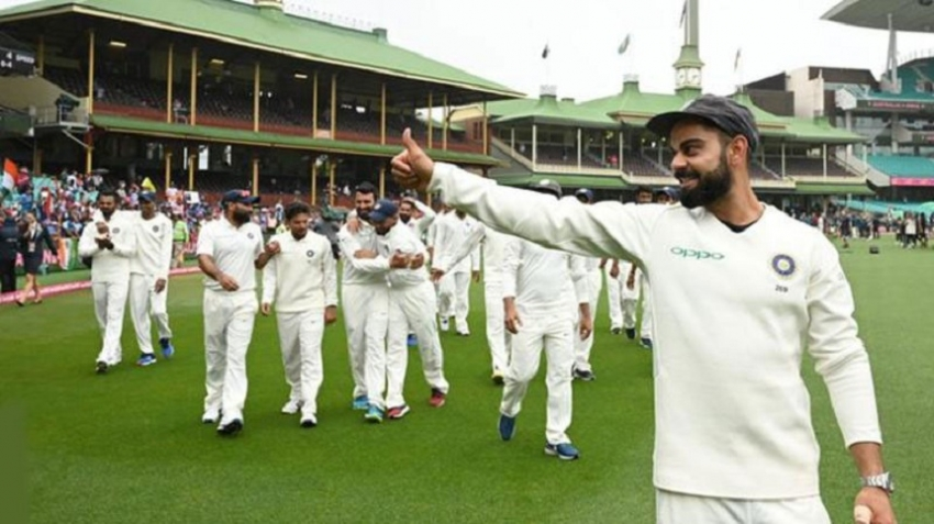 India wins Test Championship title for third successive year