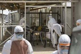 Sierra Leone better positioned now to fight Ebola: U.N.