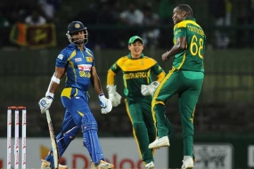 South Africa beat Sri Lanka at 1st ODI by 75 runs