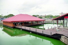 Floating Market opening postponed