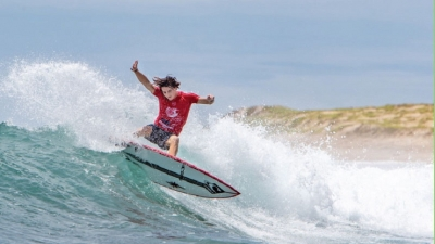 Arugam Bay provides pristine conditions on day two