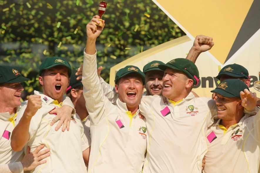 Australia reclaim No.1 Test ranking