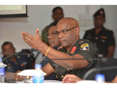 """Army Ready to Deal with Drug Dealers"" says Commander"