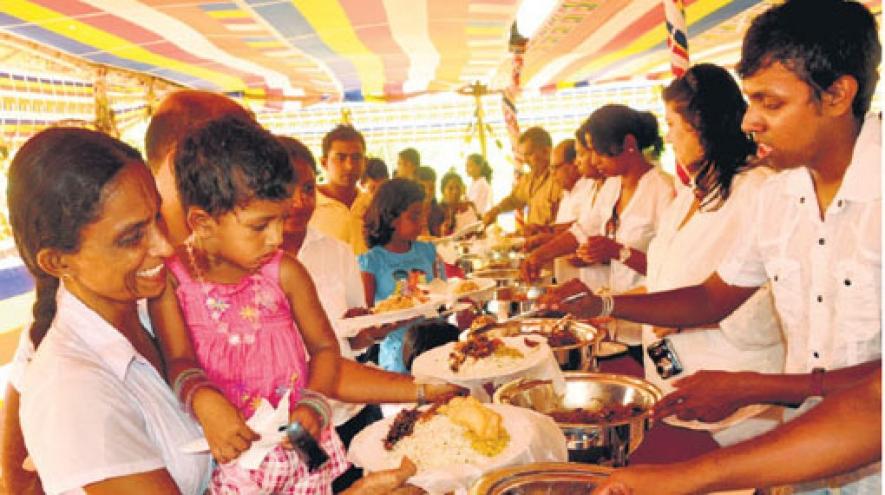 Image result for Dansal sri lanka