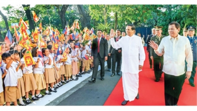 Lanka-Philippines to set up Economic Council