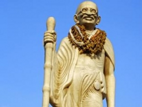 Texas city to get life-size statue of Gandhi