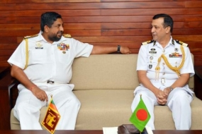 Bangladesh Defence Adviser calls-on CDS