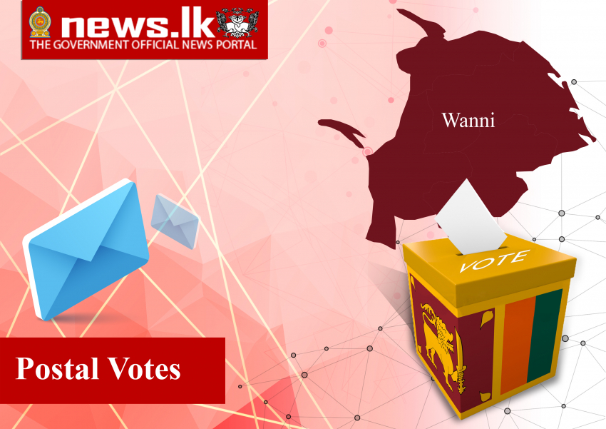 Polling Division : POSTAL District : Vanni