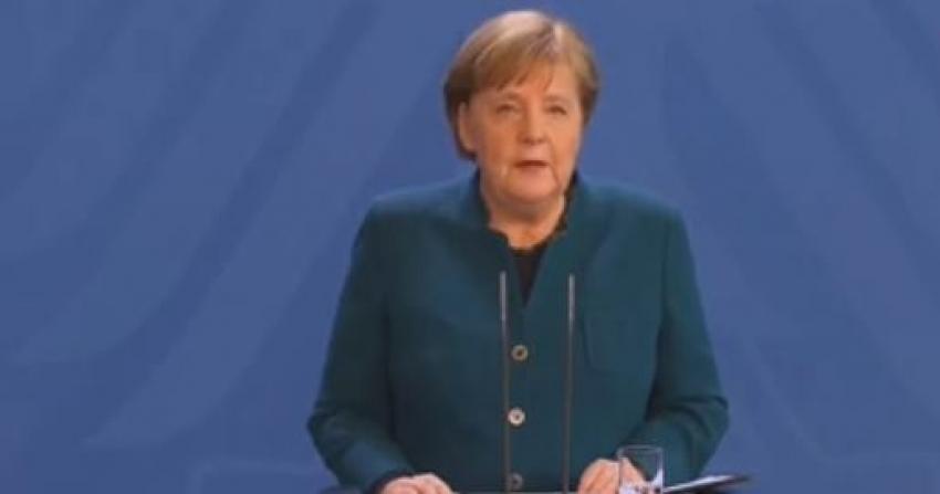 Merkel in quarantine after doctor tests positive for virus