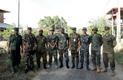 'Exercise - Cormorant Strike VII' Launched in Kokilai