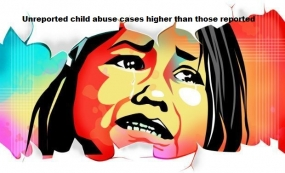 Unreported child abuse cases higher than those reported