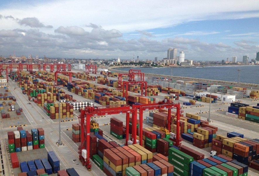 Colombo Port volumes up in 1st quarter, fastest growing Port after Singapore
