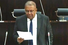 Lanka's economic indicators positive despite rupee depreciation says FM