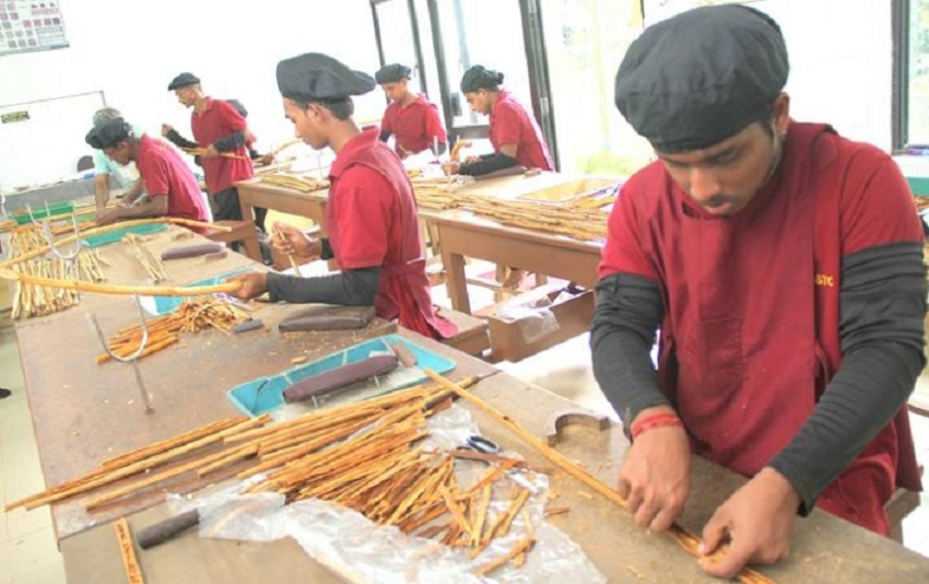 Move to woo youth to cinnamon industry