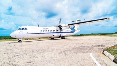 Jaffna Airport to conform to international standards