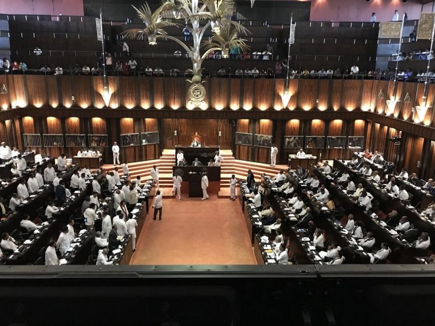 Parliament meets again on 5th